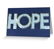 MCC Hope Greeting Card