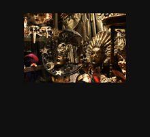 Venice, Italy - Sun and Moon Venetian Carnival Masks  Unisex T-Shirt
