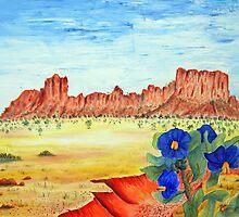 Breakaway country  by robert murray
