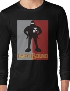 Earthbound Starman obey Long Sleeve T-Shirt