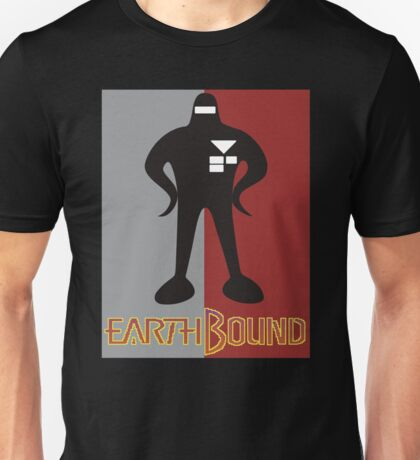 Earthbound Starman obey Unisex T-Shirt