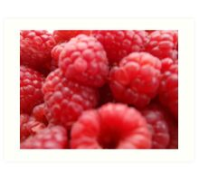 Berry Delicious Art Print