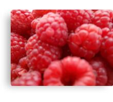 Berry Delicious Canvas Print