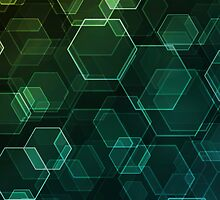 Hexagons by f2c15