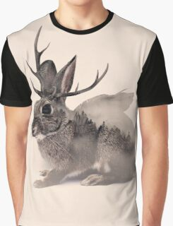 Wolpertinger Graphic T-Shirt