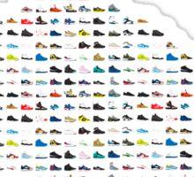 Sneaker's sneaker Sticker