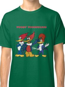 woody woodpecker Classic T-Shirt