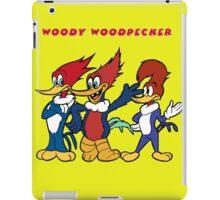woody woodpecker iPad Case/Skin