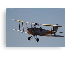 Men and there flying machines Canvas Print