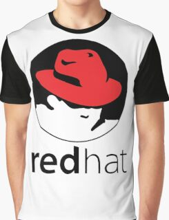 The Red Hat OS Graphic T-Shirt