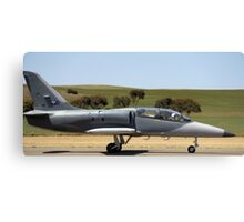 Ready for takeoff Canvas Print