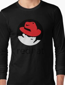 The Red Hat OS Long Sleeve T-Shirt