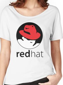 The Red Hat OS Women's Relaxed Fit T-Shirt
