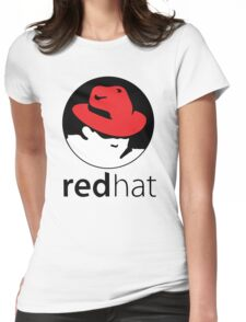 The Red Hat OS Womens Fitted T-Shirt