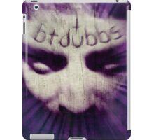 "btdubbs ""OMINOUS"" iPad Case/Skin"