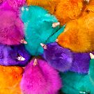 Colorful Chicks  by Kuzeytac