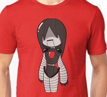 Hey Look a Robot Unisex T-Shirt