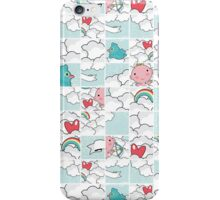 Love puzzle. iPhone Case/Skin