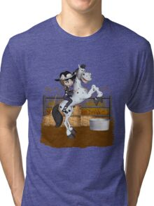 My Little Spotted Pony Tri-blend T-Shirt