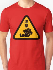 Beware of Jitz (Jiu Jitsu) - Original T-Shirt