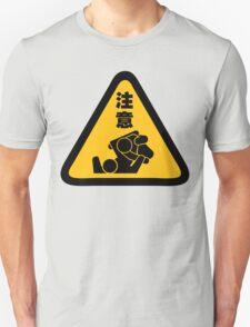 Beware of Jitz (Jiu Jitsu) - Original T-Shirt
