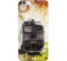 Hippie Old Timer iPhone Case/Skin