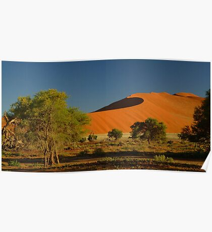beautiful Namibia Poster