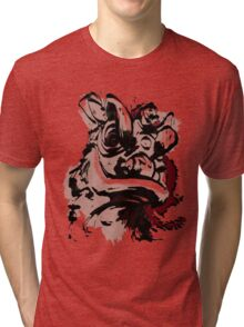 Lion Dance Tri-blend T-Shirt