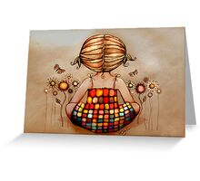 The Dream Maker Greeting Card