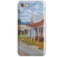 Old Shops – South Johnstone iPhone Case/Skin