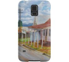 Old Shops – South Johnstone Samsung Galaxy Case/Skin