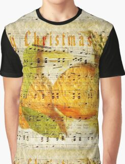 Darling Clementines for Christmas Graphic T-Shirt