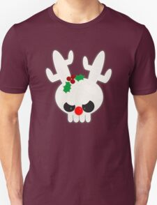 Reindeer of Doom Christmas Greetings T-Shirt