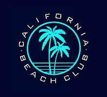 California beach club by David Top