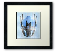 optimus Framed Print