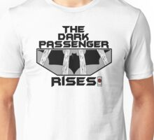 The Dark Passenger Rises Unisex T-Shirt