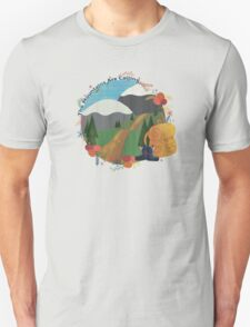 The Mountains Are Calling - Hike T-Shirt
