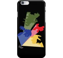 Nintendo Ensemble iPhone Case/Skin
