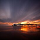 CROMER PIER AT DAWN by Norfolkimages