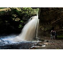 Low Force - Gibson's Cave Photographic Print
