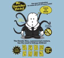 Mr. Slender Head Kids Clothes