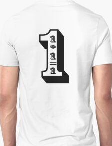 NO. 1 T-Shirt