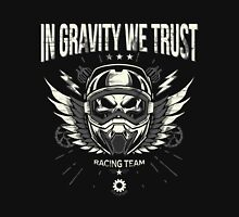 Downhill Gravity Freeride MTB Bike (Be Bad Edition) Unisex T-Shirt
