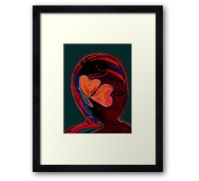 """""""he will not come back"""" Framed Print"""