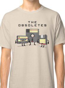 The Obsoletes (Retro Floppy Disk Cassette Tape) Classic T-Shirt