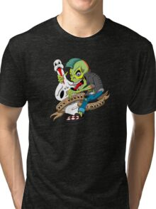 Too Ghoul for school Tri-blend T-Shirt