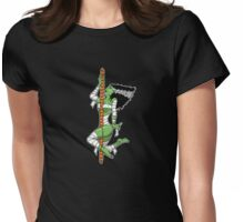 Poledancing bride Womens Fitted T-Shirt