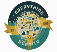 Everything burrito! Kids Tee