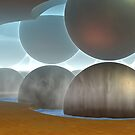 Martian H2O Alpha Facility by amandamakepeace