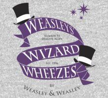 Weasleys' Wizard Wheezes One Piece - Long Sleeve